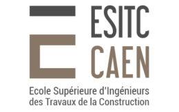 logo for ESITC Caen